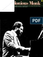 Jazz Masters - Vol.80 - Music for Millions - Thelonious Monk