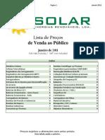 Catalogo Equip Amen To ER-FF Solar 2011