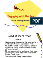 Active Reading Techniques