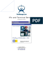 iFix TSE Deployment