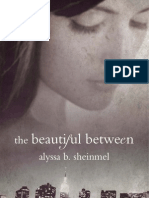 The Beautiful Between by Alyssa Sheinmel