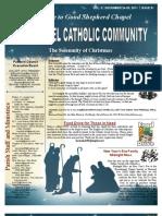 PB December 24-25, 2011
