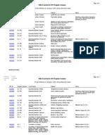 Bills Enacted Report 2011