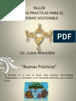 Buenas Practicas Para El Turismo Sostenible-Arancibia