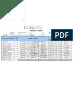 Primaria Comision 3 - Examenes Turno Febrero-marzo 2012