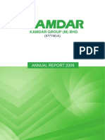 KAMDAR-Annualreport2009 (1.7MB)
