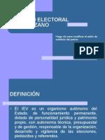 Instituto Electoral Veracruzano