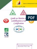 Soutien ion Et Certification