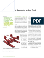 Spec'ing the Right Suspension for Your Truck