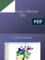 Membangun Aplikasi GIS