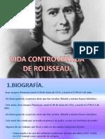 Vida Controvert Ida de Rousseau