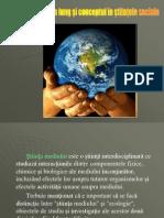 Prezentare Psihologia mediului