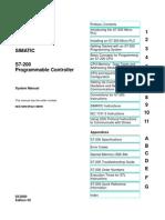 s7-200 Program Able Controller