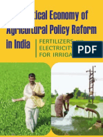 Political Economy of Agricultural Policy Reform in India