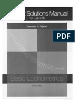 Sol for basic econmetric.pdf