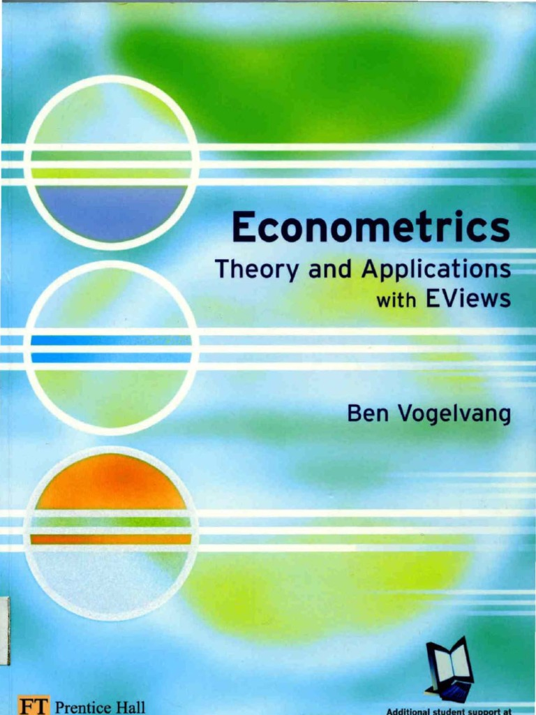 Econometrics theory and applications with eviews 2005 vogelvang econometrics theory and applications with eviews 2005 vogelvangpdf econometrics endogeneity econometrics fandeluxe Images