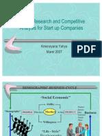 Market Research 100 Presentation