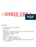 Shree Erp 2 Brochure