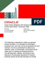 Using Oracle Database With Amazon Web Services 1196296989811314 4