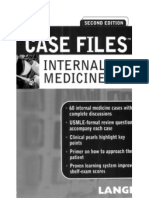 Case Files Internal Medicine, 2nd Ed 2006