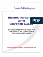 Covered Call Expert Report