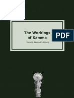 The Workings of Kamma(2nd Rev)