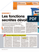 Windows7 - Fonctions Secretes