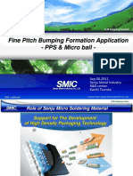4.11301200_Fine Pitch Bumping Formation Application_Semicon Taiwan 2011