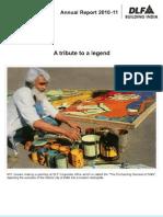 Dlf Annual Report