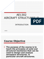 Aircraft Structure 1