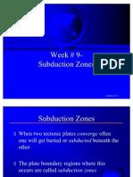 Sub Duct Ion Zone. 23rd Nov,2011 (Lec#1 Onwards)