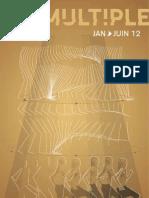 Programme n°6 du Lieu Multiple de janvier à juin 2012