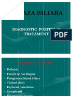 24537078 Curs Litiaza Biliara Dg Tratament