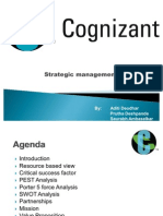 Strategic Analysis of Cognizant