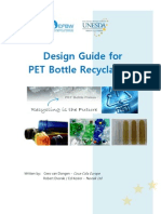 Design Guide for PET Bottle Recyclability 31 March 2011