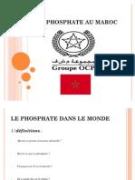 Le Phosphate Au Maroc