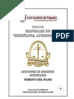 USMP - Derecho Monetario