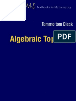 Algebraic Topology EMS Textbooks in Mathematics