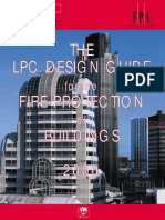 FPA - The Design Guide for the Fire Protection of Buildings 2000