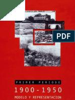 Chile, 100 años de Artes Visuales. Primer Príodo 1900 - 1950