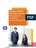 PwC COAI White Paper Indian Mobile Services Sector