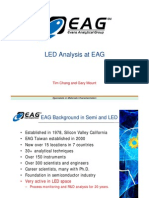 10. 14301500 LED Analysis Semicon Taiwan 2011