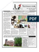AAHA Newsletter Vol. 2 Issue 2