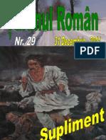 Taranul Roman, Supliment - 31 Decembrie 2011