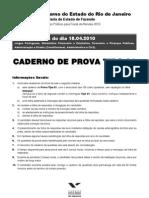 PROVAS ICMS RJ 18042010