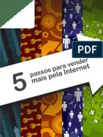 EBook 5 Passos Para Vender Mais Pela Internet