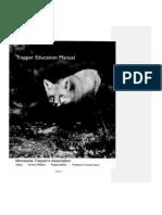 Trapper Manual