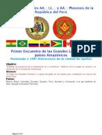 Programa 5 de enero