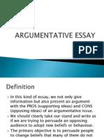 Argumentative Essay 03(2)