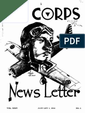 Air Force News Jan Jun 1941 Insurance United States